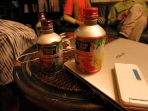 北海道限定。微炭酸でおいしい。
