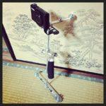 カメラスタビライザーなるもの。