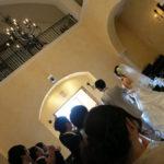 高校時代の友達の結婚式in高崎