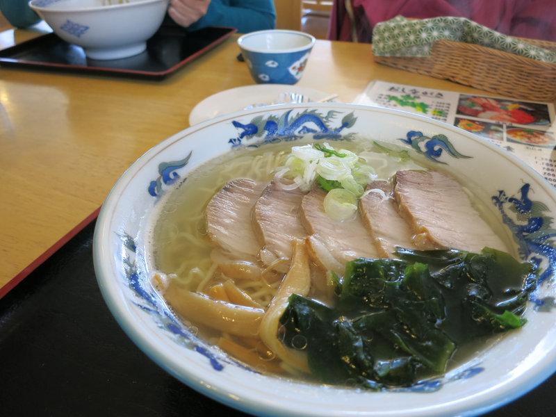 チャーシュー麺よ!