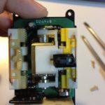 FD3Sのパワーウィンドウスイッチが壊れた