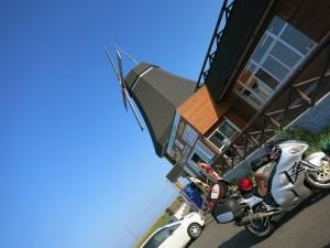 宗谷岬のちょい上にあるゲストハウス