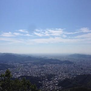 20140921 吾妻山山頂より