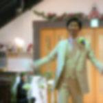 福島で友達の結婚式に参列