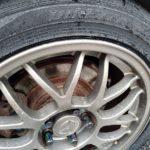 【FD3S】タイヤ交換&ブレーキパッド交換【整備】